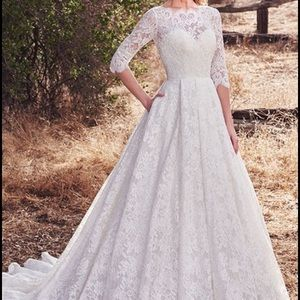 Maggie Sottero Cordelia Wedding Gown!